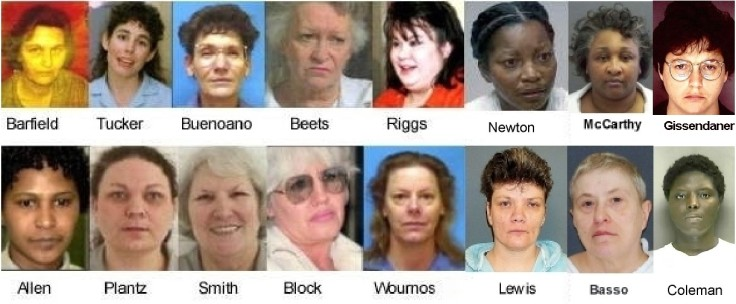 death row women