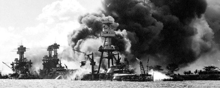 Pearl Harbor Attack, 7 December 1941
